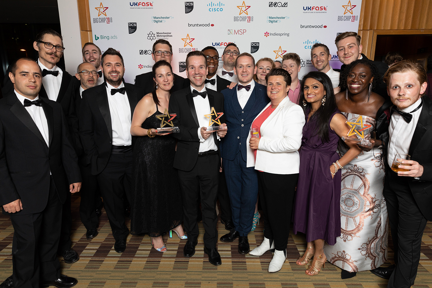 Co-op team collects Grand Prix Award
