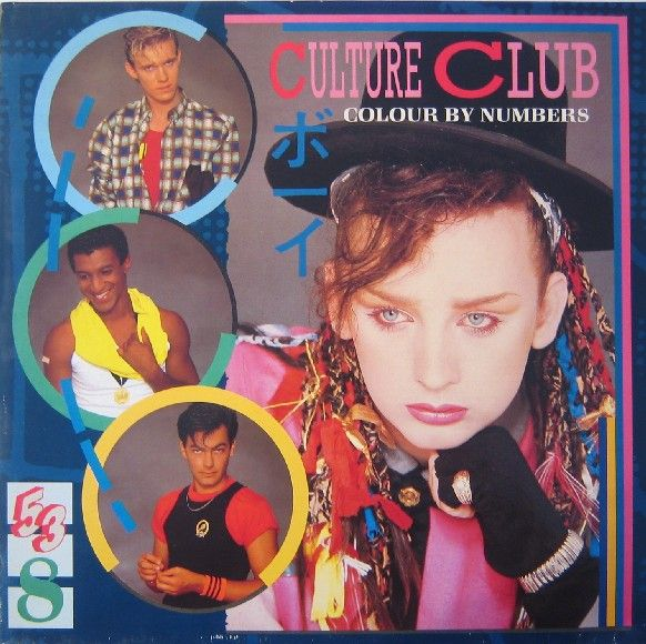 Culture Club Colour By Numbers
