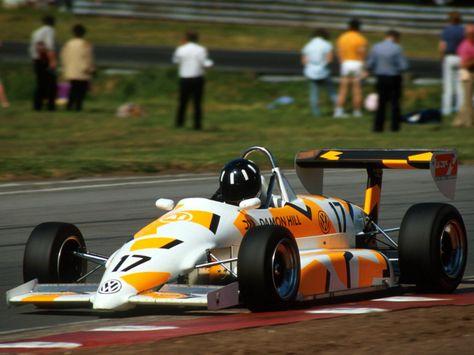 Damon Hill F3