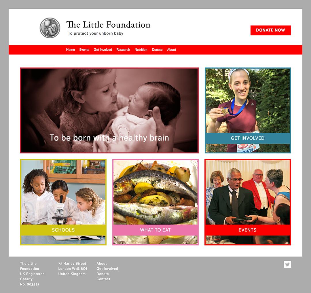 TLF website