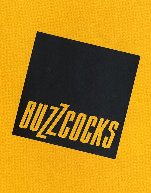 Buzzcocks logotype