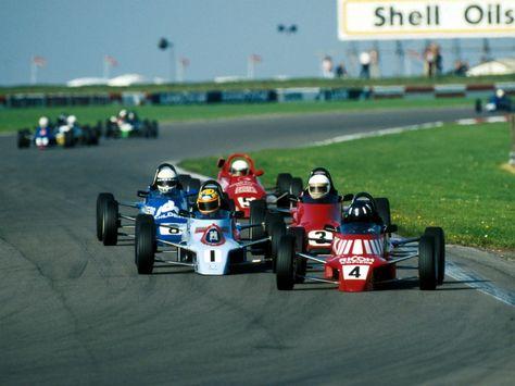 Damon Hill Formula Ford