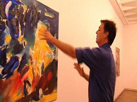 Paul McCartney at the Arnolfini